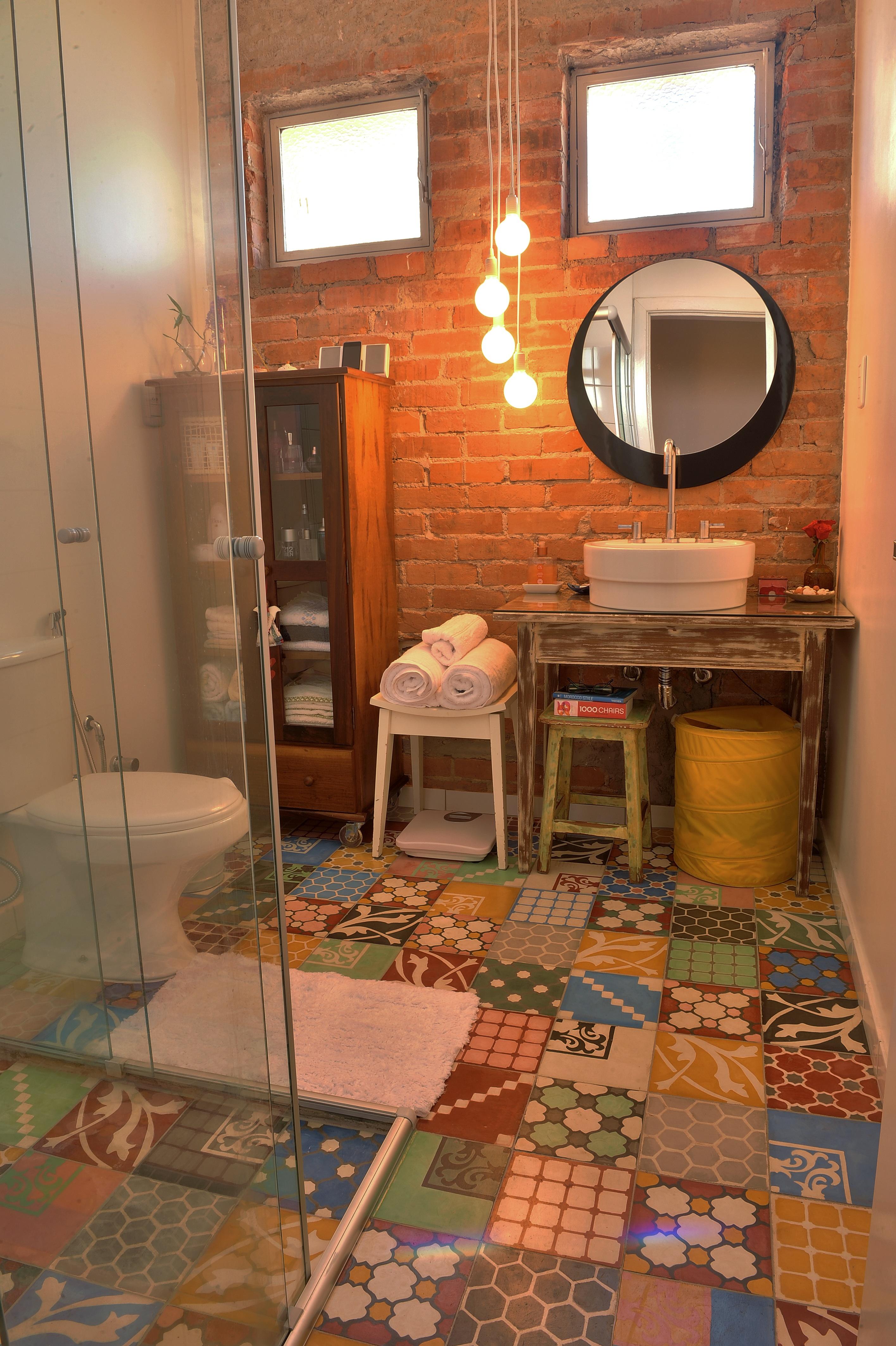 Cuarto De Baño Diseños De Baldosas De Baño y Diseño Del Azulejo #AD4C1E 2831x4253 Banheiro Azulejo Hidraulico