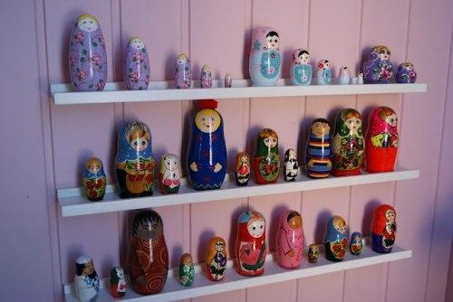 coleção matrioskas arquitrecos via casa de retalhos